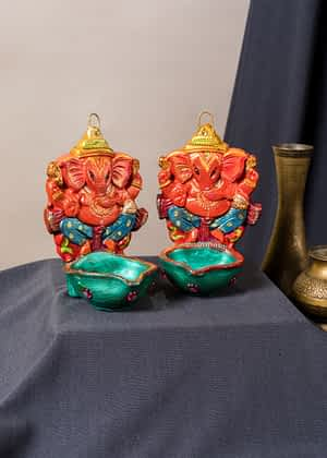 Ganesha Lamp - India's first fin commerce marketplace for artisans