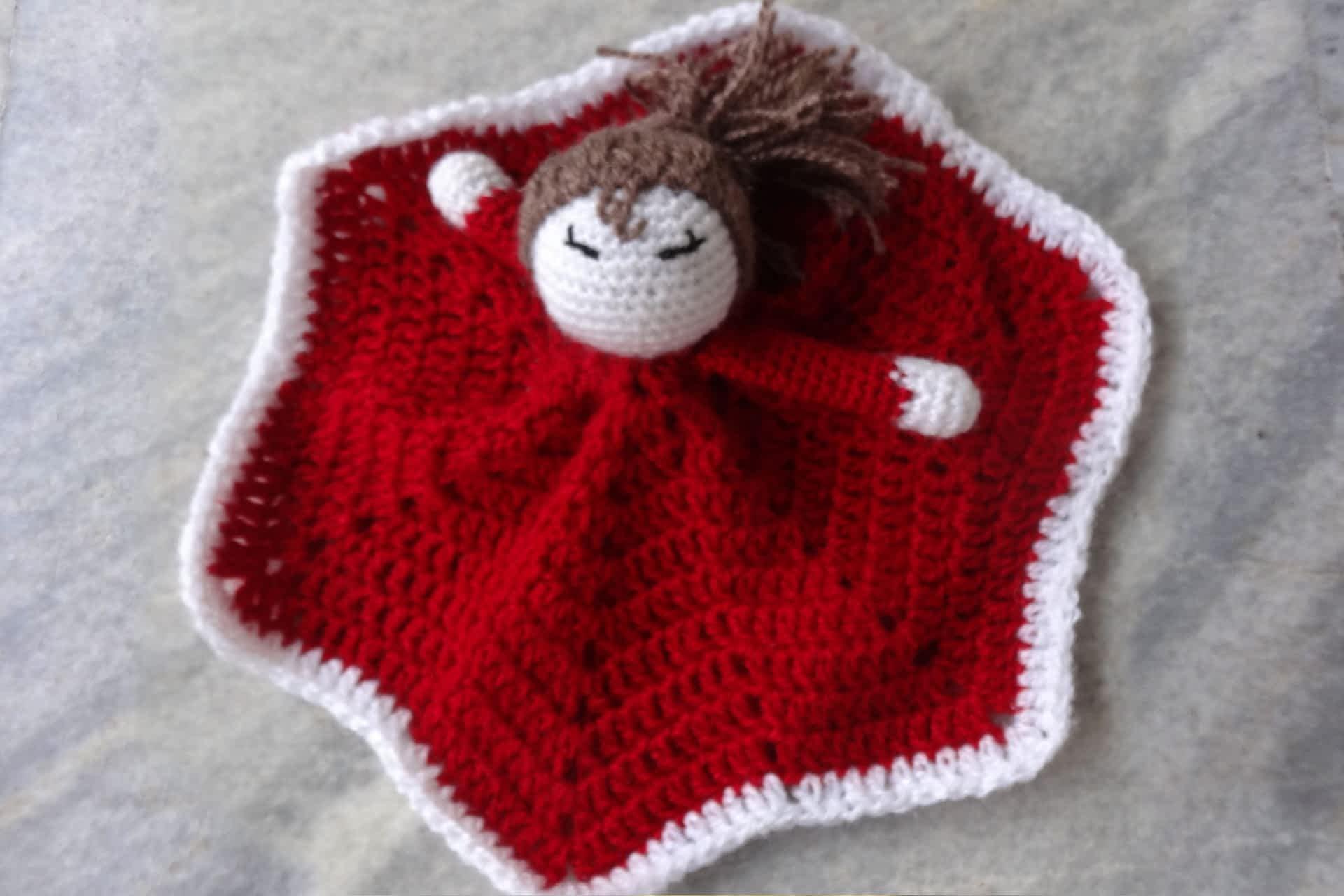 Ravelry: Puppy Dog Granny Hexagon Lovey pattern by Crochet at Teri's | 1280x1920