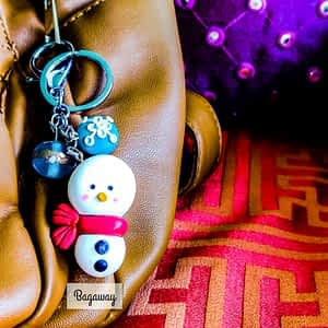 Snowman on Bag