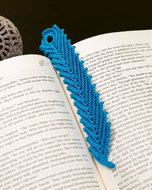Crochet Bookmark- India's first fin commerce marketplace for artisans