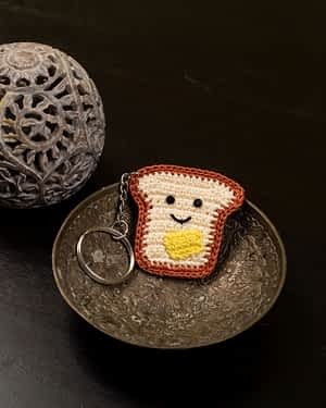 Crochet Keychains - India's first fin commerce marketplace for artisans