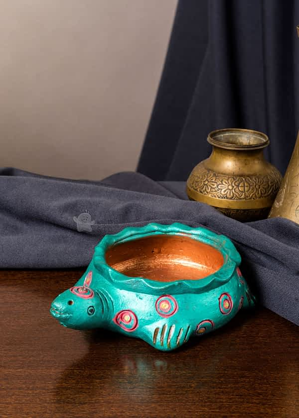 Turquoise Tortoise - India's first fin commerce marketplace for artisans